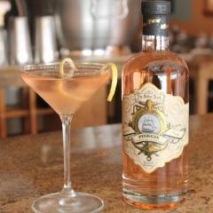 Pink Gin Martini