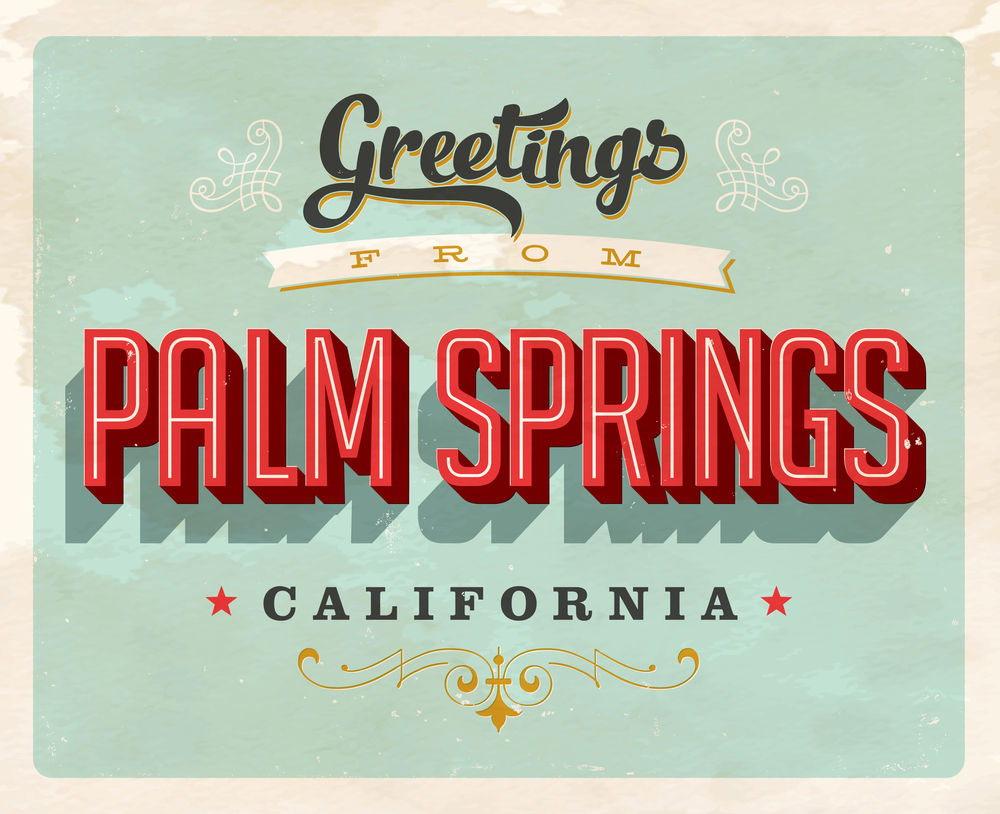 Top 25 Palm Springs