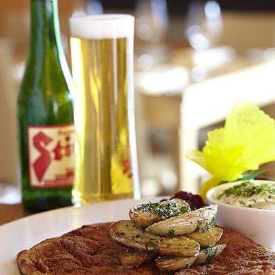 Schnitzel & Beer